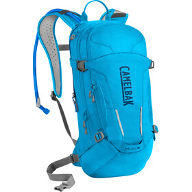 CamelBak M.U.L.E. Trinkrucksack atomic blue/pitch